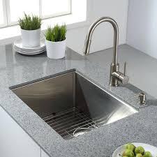 kraus kitchen sink attractive sinks in 18