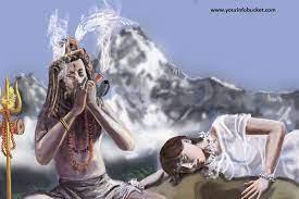 who is shiva if shiva smokes weed why