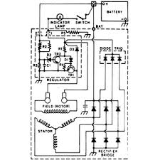 delco alternator wiring diagram external regulator wiring diagram alternator and painless wiring jeepforum