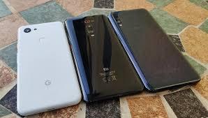 Nexus Phone Comparison Chart Smartphone Camera Comparison Pixel Dominance In The
