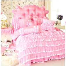 pink twin bed skirt purple twin bed skirt princess style cake layers bedding set twin full