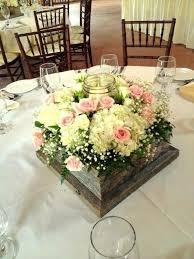 wooden box flower arrangements 9 stunning wood box centerpiece diy wood flower box centerpiece