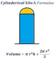 Irregular Shape Silo Volume Calculator