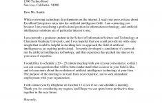 Informational Interview Request Email Sample Cover Letter Requesting Informational Interview Employment