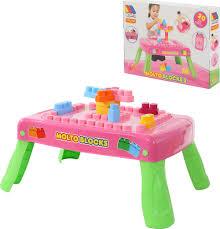 Игрушка полесье конструктор, столик, развивающая игрушка ...