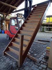 Eine treppe ist eines der wichtigsten bauteile im wohnhaus. Historische Baustoffe Kategorie Treppen