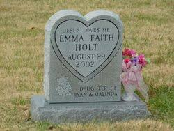 Emma Faith Holt (Unknown-2002) - Find A Grave Memorial