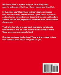 Intermediate Word Word Essentials Volume 2 M L Humphrey