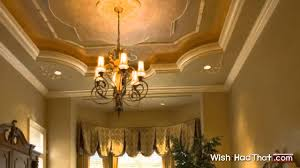 Decorative Molding Designs Crown Molding Ideas YouTube 39
