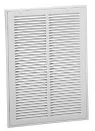 Return Air Filter Grille Sizing Chart