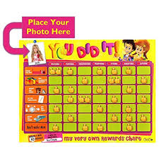 My Reward Board Magnetic Reward Behavior Chore Chart For Kids Toddlers Dry Erase Thick Board With Full Magnet Backing For Fridge Teaches Responsibility