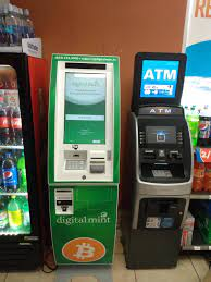 Bitcoin atm kiosks are machines which are connected to the internet, allowing the insertion of cash or a credit card in exchange for bitcoin. Bitcoin Atm In Cudahy Circle K