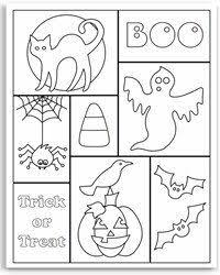 Small Picture halloween coloring pages Coloring Pages for Kids Heart