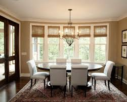 Attractive Dining Room Window Curtains Inspiration with Dining Room Window  Treatments Nightvaleco