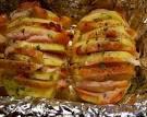 Как сделать запечённую картошку в духовке
