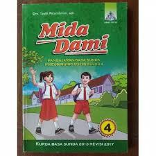 Kunci jawaban rancage diajar basa sunda kelas 5 halaman 14. Buku Mida Dami Kelas 4 Sd Bahasa Sunda Kelas 4 Sd Bk2672 Shopee Indonesia