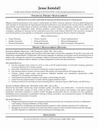 Resume Objective For Project Manager 24 Awesome Sample Project Manager Resume Objective Resume Cover 7
