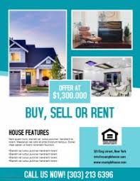 selling flyer template real estate flyer templates postermywall