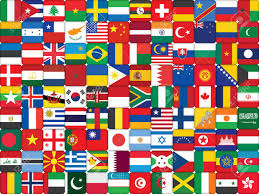 Flag Background Free Background Made Of World Flag Icons