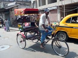 internal labor migration in raises integration challenges  rickshaw driver