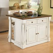 Island In Kitchen Shop Kitchen Islands Carts At Lowescom