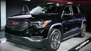 2018 chevrolet acadia. fine 2018 2018 gmc acadia worth waiting for in chevrolet acadia