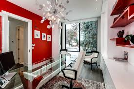 red home office. Red Home Office. Office Y E M