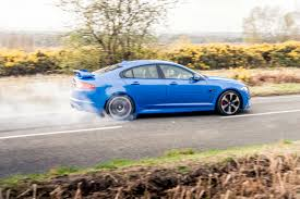 Jaguar XF R-S Review – Super Saloon - carwitter