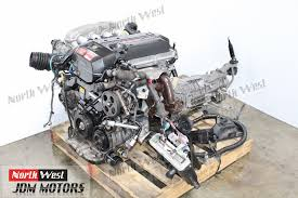 98-05 JDM Toyota Altezza 3S-GE Beams DUAL VVTI Engine & 6 Speed RWD ...