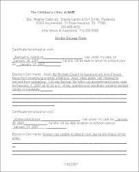 Church Permission Slip Template
