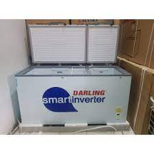Tủ đông không đóng tuyết mát 7699asi darling 700L inverter chính hãng  9,650,000đ