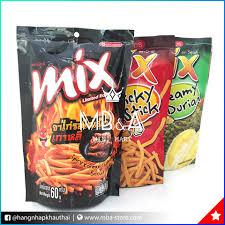 Bánh quy MIX - Thái Lan - 75g - MB&A Candy & Snack Mini Mart