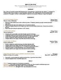Short Resume Template Inspiration 28 Basic Resume Templates
