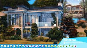 Pin by Ava Warner on sims 4 building ideas in 2020 | House built, Elk  creek, Sims 4 houses