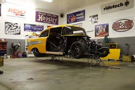 Exclusive Jeff Lutz S New Chevy Race Car Hot Rod Network