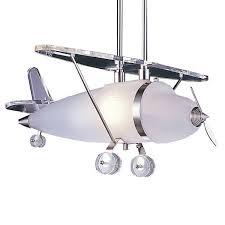 the prop plane pendant elk lighting cl107