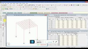 Rcc Two Way Slab Design Two Way Slab Design In Staad Pro V8i