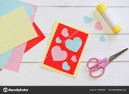 Homemade Greeting Card Design Pictures Easy Drawing For Birthday Card Creative Idea
