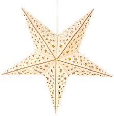 Led Stern Mit 10 Teiliger Lichterkette Kaufen Wohnung In