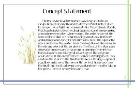 Interior Design Concept Statement Example Student Home Pop Images Simple Concept Statement Interior Design