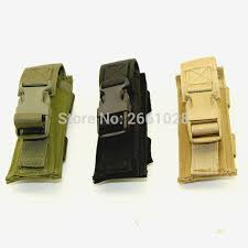 Magazine Belt Holder Unique 32pcs Military Single Small Pistol Magazine Pouch Tactical Shotgun