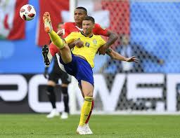 His father name is kenneth berg. World Cup Goal Drought Continues For Sweden Striker Berg Taiwan News 2018 07 05 22 26 17