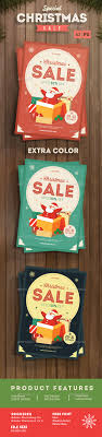 christmas flyer by guuver graphicriver christmas flyer flyers print templates