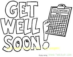 Get Well Coloring Page Qnrfsubmission