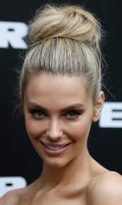 Top Knot Hair Style hairstyles for oval faces the most flattering cuts tight buns 5217 by wearticles.com