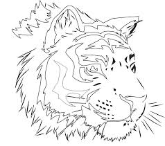 Small Picture Baby Tiger Coloring Pages GetColoringPagescom