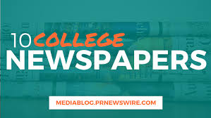 Pr Newswire Fighting For Future Journalists 10 College Newspapers We