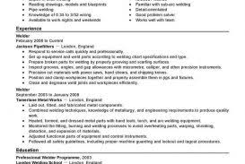 Welder Construction Traditional Civil Engineer Resume Samples ...