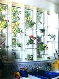 hanging window plant shelves shelf image gallery of garden standard diy