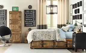 vintage industrial bedroom furniture. Guest Room Bed Framestorage Vintage Industrial Bedroom Furniture And Pinterest
